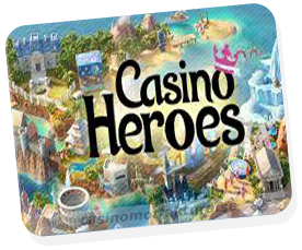 free spins på casinoheroes