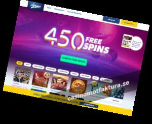 free spins på igame casino