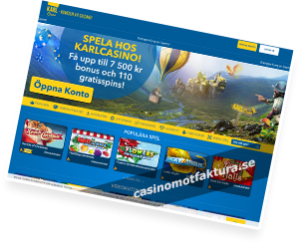 free spins på karl casino