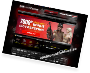 bonus på next casino