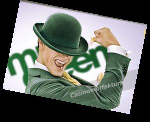 betala med faktura på mr green casino